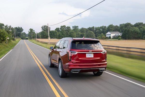 2021 Cadillac XT6 S